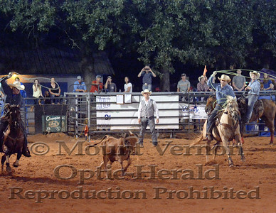 2017 Team Roping Saturday 9/2/2017