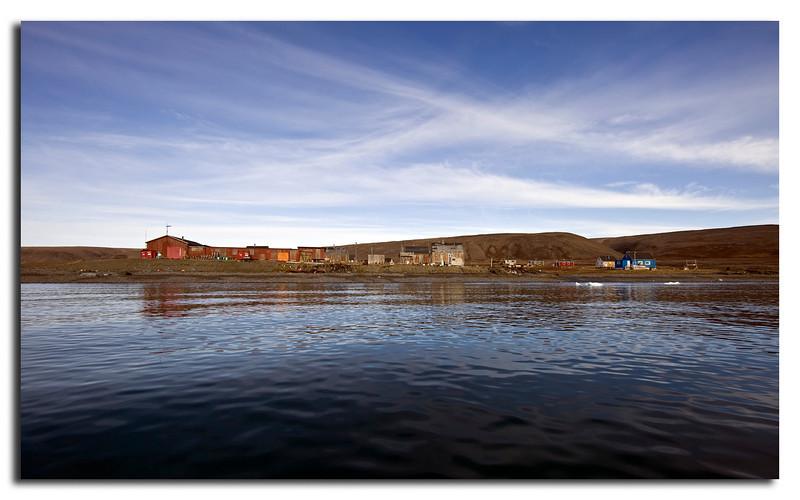 69. Moriusaq. Inhabitants: 2 (abandoned 2010)