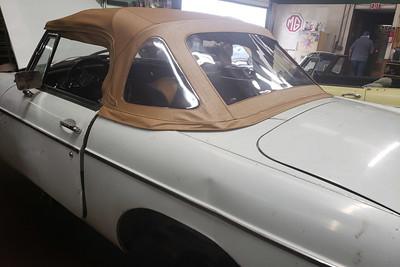 New convertible top.