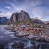 Rocks, Hamnoy, Lofoten Norway