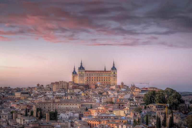 Alcazar, Toledo Spain