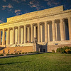 Lincoln Memorial In Afternoon Light, Washington DC