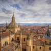 View From Segovia Castle,  Segovia Spain