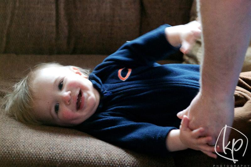 {98/365} Happy Baby