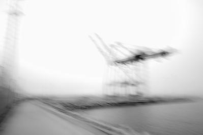 ICM Harbour Front Cranes