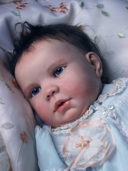 life size infant