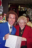"Richard Simmons buys Ma a doll at ""The Dollery"" show, Oct 2001"