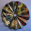 Proeftekening op cirkel van diameter 21 cm