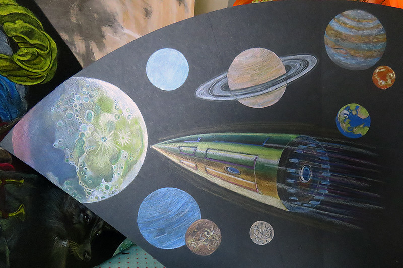 3de Kwart: Jules Verne - Zonnestelsel