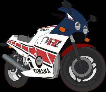 Yahamaha FZ-600