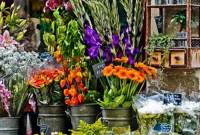 Parisian Colors