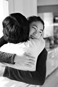 a good hug