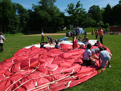 Essex Fells Balloon Program