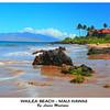 Wailea Beach, Polo Beach, Seascape, Lanai, Maui Hawaii