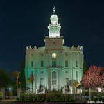 The St. George Temple of The Church of Jesus Christ of Latter-day Saints (2014)