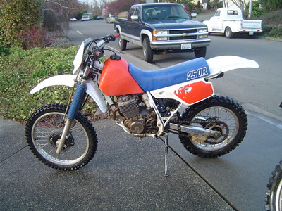Honda XR 250