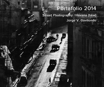 Havana street bw photography 2014
