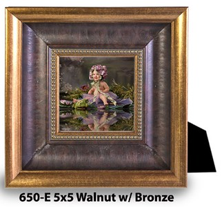 650-E Walnut w Bronze