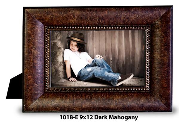 1018-E Dark Mahogany