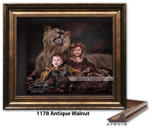1178 Antique Walnut - Amberwood