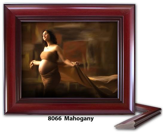 8066 Mahogany - Amberwood