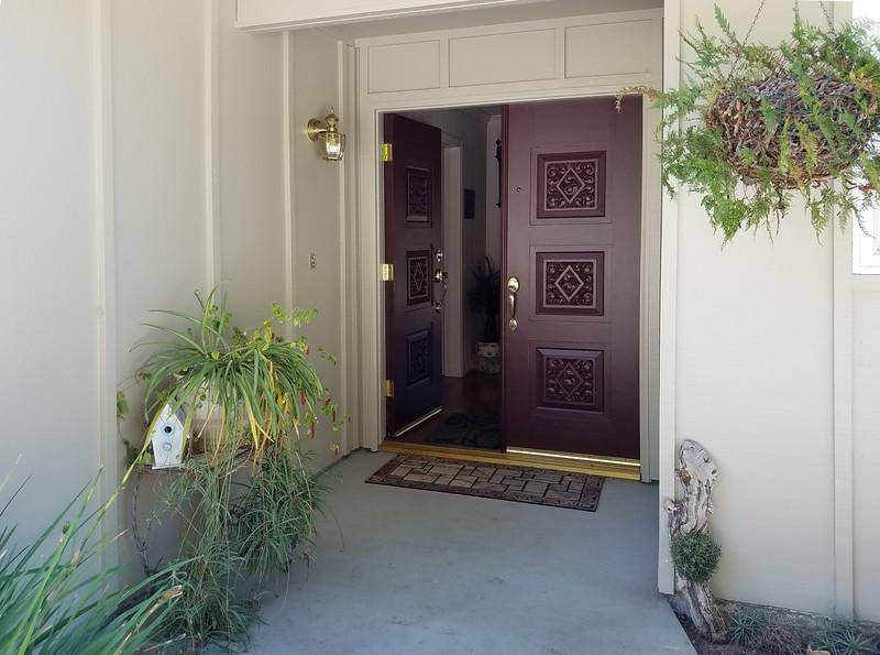 5 - 09-25-2017 Front Door