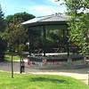 Public Park with beloved bandstand.