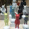The Lladro Store near the Hotel.   Pokemon for sale.