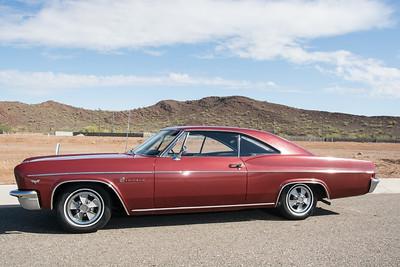 1966 Impala Ad Pics