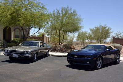 Camaro and Chevelle