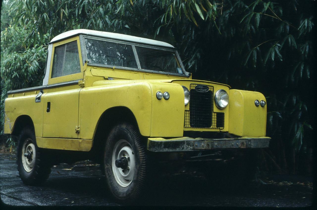 1967 SIIA pickup