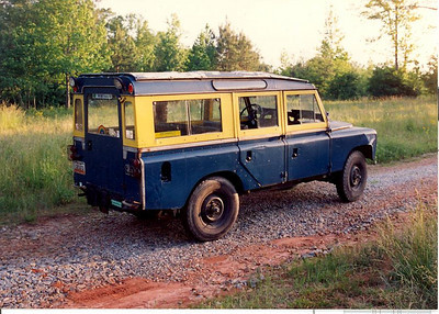 "1966 SIIA 109"" diesel station wagon - purchased in 1978 - now has over 375,000 miles on it"