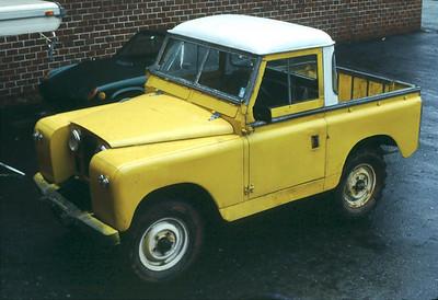 """1967 SIIA 88"""" pickup"""