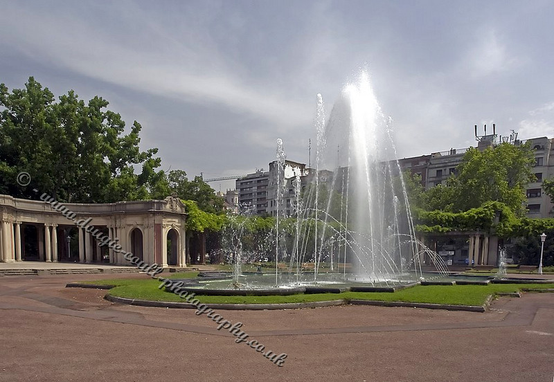 Bilbao Park - Iturriza Casilda
