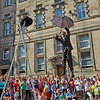 Fringe Festival Fun in Edinburgh - 7 August 2014