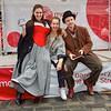'Oliver Twist' from the Fringe Festival in Edinburgh - 27 August 2015