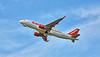 EasyJet (G-EZOG) Departing Edinburgh Airport - 27 August 2015