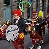 Christmas Parade in Glasgow - 22 November 2015