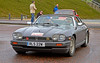 Jaguar XJS - Monte Carlo Classic Rally - Peoples Palace - 26 January 2013