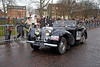 Monte Carlo Classic Rally - 1949 Triumph Roadster - 26 January 2013