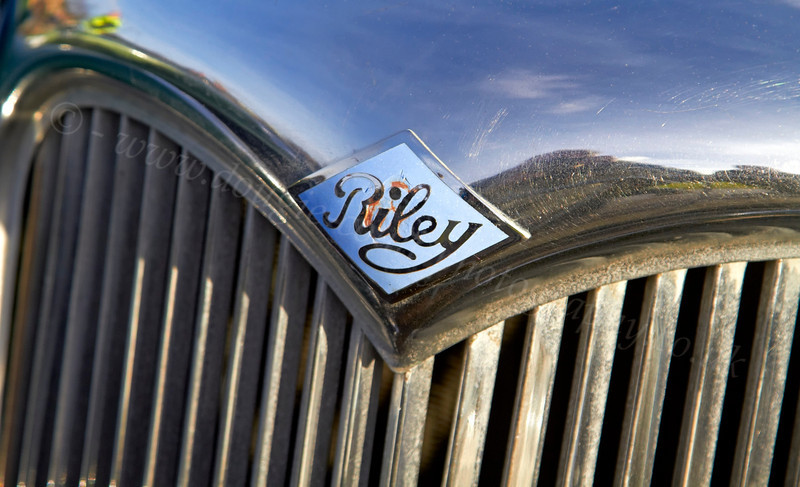 Riley - Monte Carlo Classic Rally - Peoples Palace - 26 January 2013