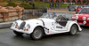 Morgan +8 - Monte Carlo Classic Rally - Peoples Palace - 26 January 2013
