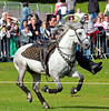Glasgow Festival - Rockin Horse Stunt Team