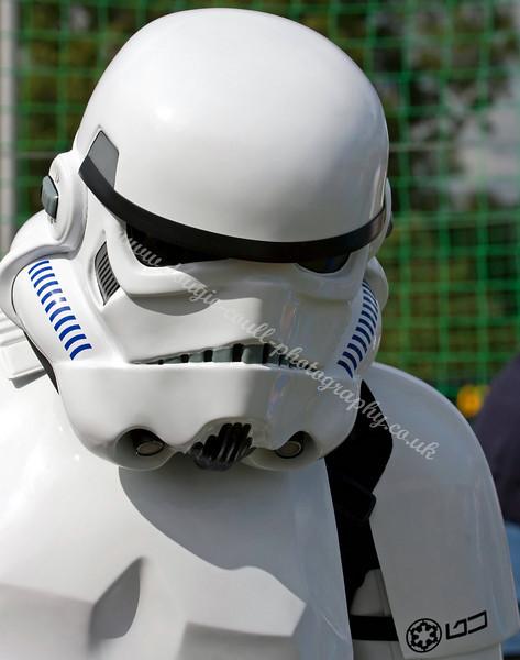 Star Wars Stormtrooper - Glasgow Festival