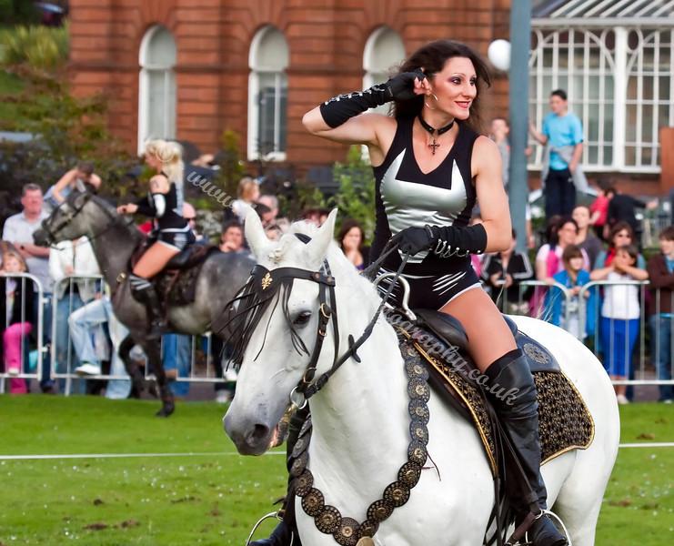 Glasgow Festival - Sophia Sandow Alveraz - Rockin Horse Show