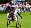 Glasgow Festival - Rockin Horse Stunt Show - Guido Louis