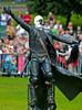 """Rockin Horse Stunt Show - Karl """"Feth"""" Greenwood - Glasgow Festival"""