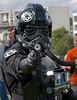 Glasgow Festival - Tie Fighter Pilot - Star Wars