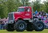 Monster Truck - Big Pete - Glasgow Festival