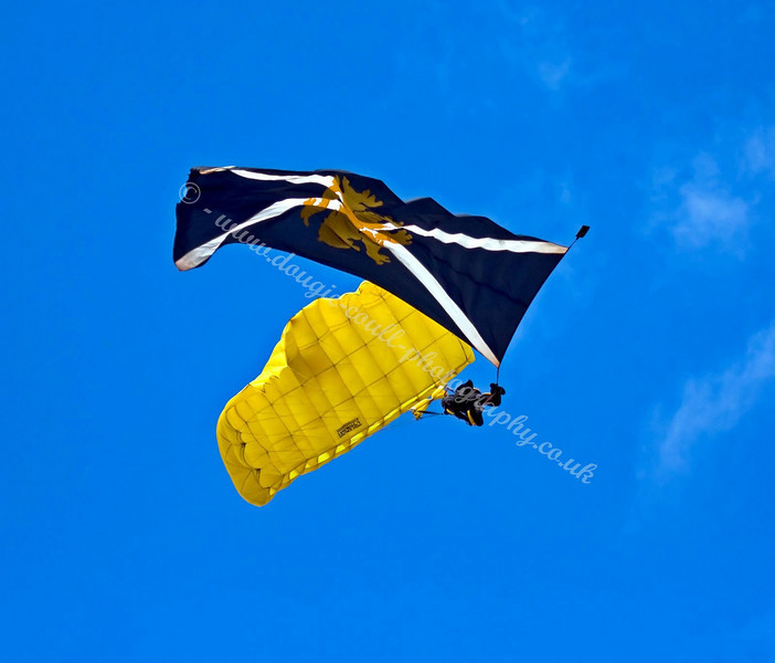Golden Lions Parachute Display Team